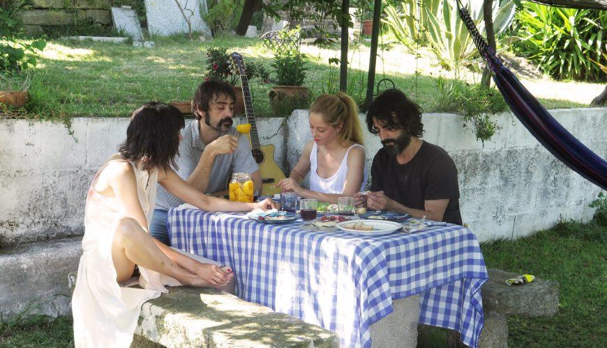 Fotograma de la película A Estación Violenta protagonistas